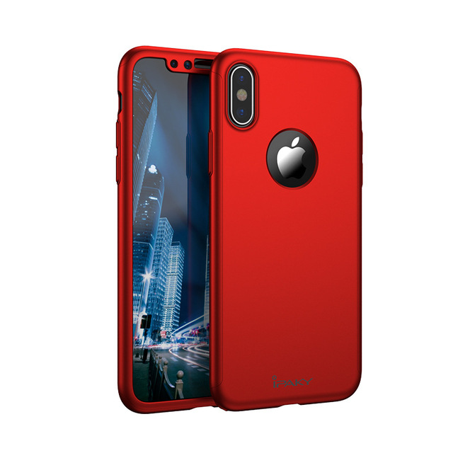 iphone x carcasa 360