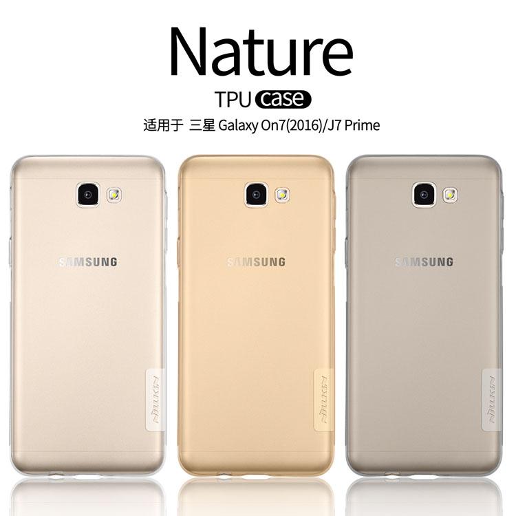 9f5bb009b47 ... Galaxy J7 Prime Carcasa TPU Transparente Nillkin. ¡Oferta!  2016111914288684