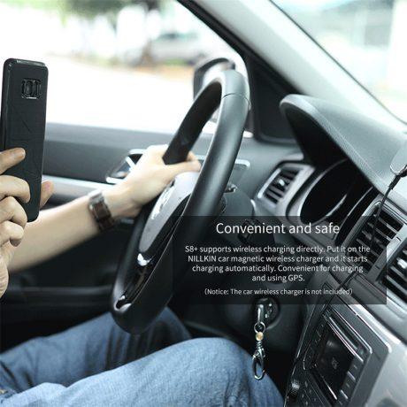 Caso-de-NILLKIN-Magia-Para-Samsung-Galaxy-S8-M-s-Mate-Contraportada-Funci-n-Magn-tica