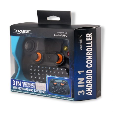 DOBE-TI-501-3-in-1-Wireless-Bluetooth-Game-Controller-Joystick-Mini-Gamepad-Mouse-TouchPad-For