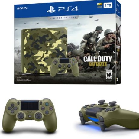 Limited-Edition-Call-of-Duty-WWII-PS4-Bundle