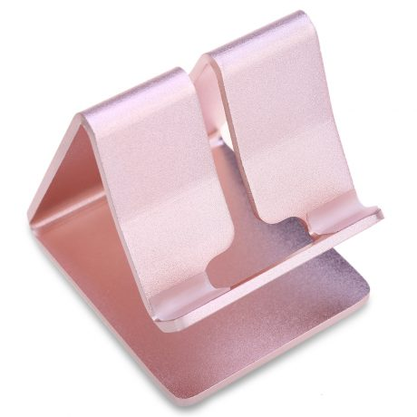 ORO-ROSA-HOCO-P1-Tri-ngulo-Forma-Soporte-del-Tel-fono-M-vil-de-Aluminio-tablet (2)