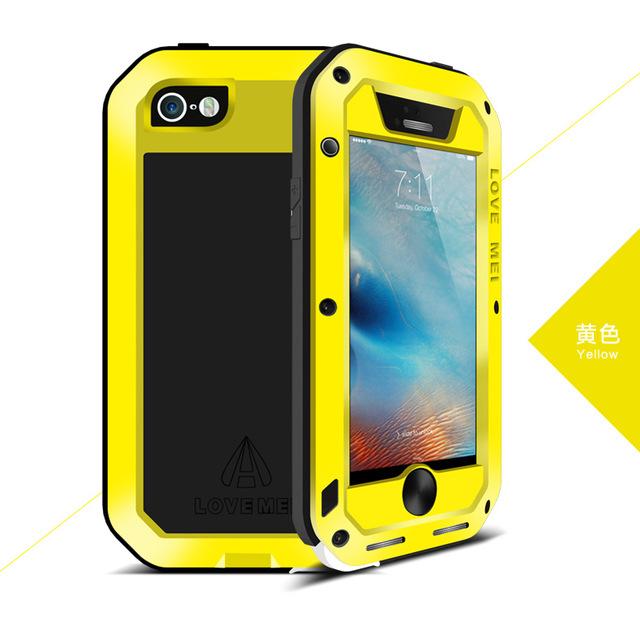 carcasa blindada iphone se