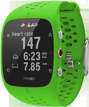 Polar-M430_GPS-running-watch-green