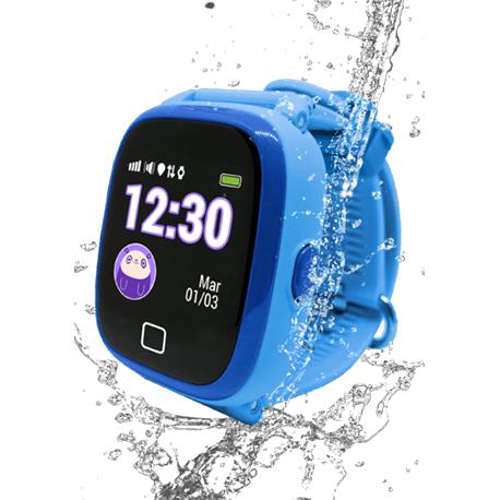 nuevo producto 49779 6e7ed Reloj Momo H2O (Resistente al Agua) Version 2 + Sim