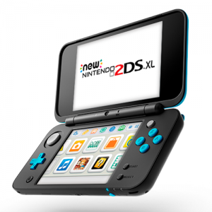 CONSOLA NEW NINTENDO 2DS XL BLACK TURQOISE