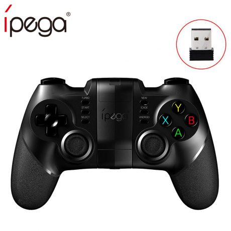 iPega-PG-9076-PG-9076-Bluetooth-Gamepad-for-PlayStation3-Controller-with-Holder-for-font-b-Android