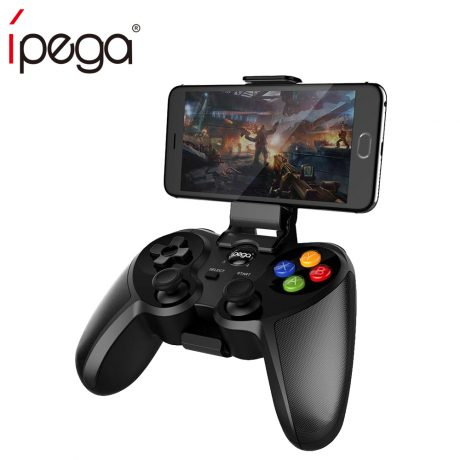 iPega-PG-9078-PG-9078-Wireless-Bluetooth-Joystick-Gamepad-Game-Controller-Adjusted-Holder-for-Android-iOS