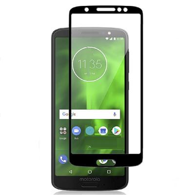 254c39822 Motorola Moto G6 Play Vidrio Templado 3d Curva Full
