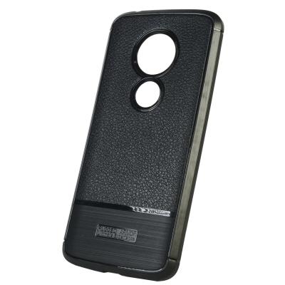 31c0c7d84 Motorola Moto G6 Play Carcasa Tpu Tipo Cuero