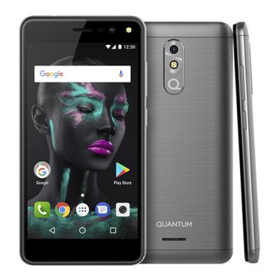 57bab16d1ce Quantum Smartphone Fit 16 Gb Dual Sim Color Gris